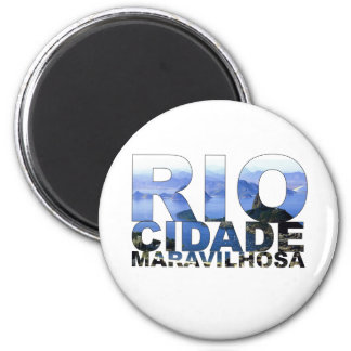 Rio de Janeiro Kühlschrankmagnete