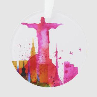 Rio de Janeiro Ornament