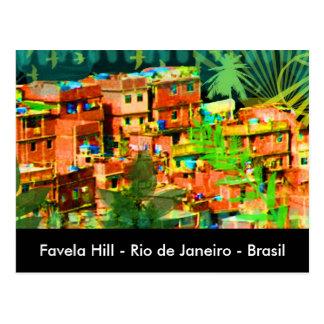 Rio de Janeiro Postkarte
