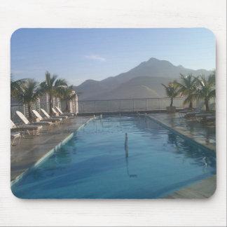 Rio- de JaneiroMountain View Pool Mauspad