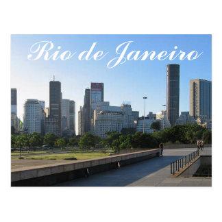 Rio- de Janeiropostkarte Postkarte