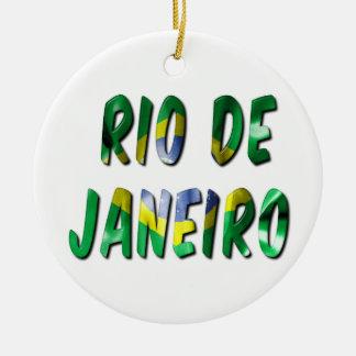 Rio- de keramik ornament
