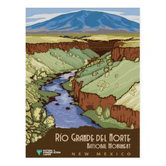 Rio Grande Postkarte