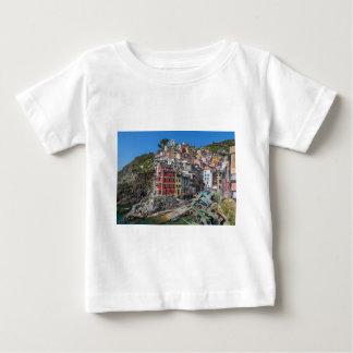 Riomaggiore Cinque Terre Ligurien Italien Baby T-shirt