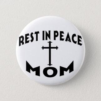 RIP-MAMMA RUNDER BUTTON 5,1 CM
