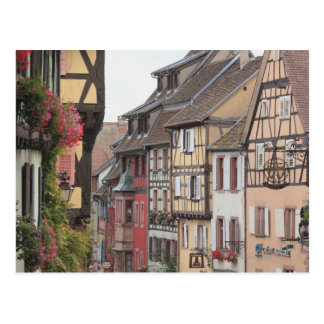 Riquewihr, Elsass, Frankreich Postkarte