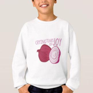 Risse der Freude Sweatshirt