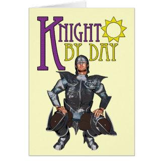 Ritter bis zum Tag Karte