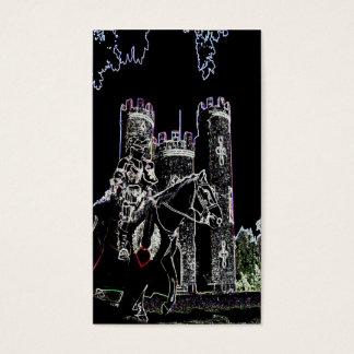 Ritter der Nacht Visitenkarte