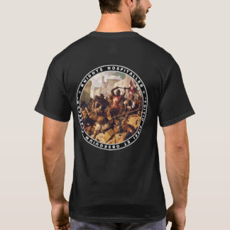 Ritter Hospitaller Kampf am Morgen-Siegel-Shirt T-Shirt