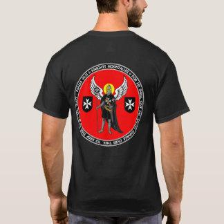 Ritter Hospitaller Wächter-Engels-Siegel-Shirt T-Shirt