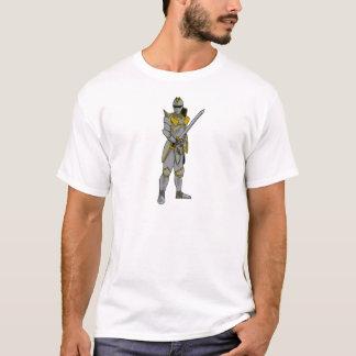 Ritter in der Rüstung T-Shirt
