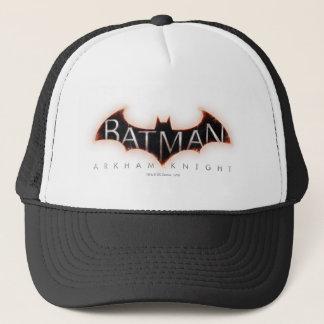 Ritter-Logo Batmans Arkham Truckerkappe