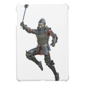 Ritter mit Muskatblüte springend rechts iPad Mini Hülle