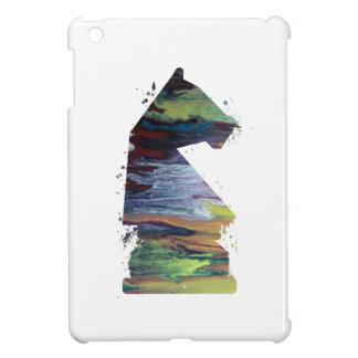 Ritter - Schach - Kunst iPad Mini Hülle