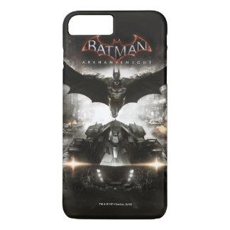 Ritter-Schlüssel-Kunst Batmans Arkham iPhone 8 Plus/7 Plus Hülle