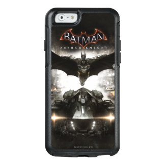 Ritter-Schlüssel-Kunst Batmans Arkham OtterBox iPhone 6/6s Hülle