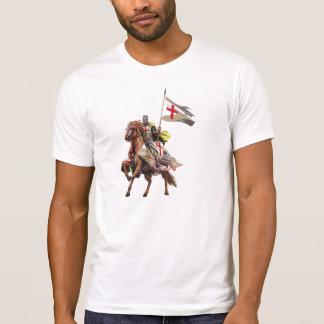 RITTER TEMPLAR AUF SEINEM PFERD T-Shirt