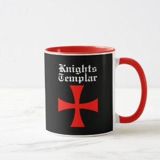 Ritter Templar* Jacques de Molay Schale Tasse