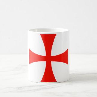 Ritter Templar QuerTasse - besonders angefertigt Kaffeetasse