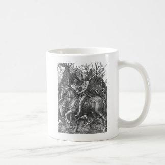 Ritter, Tod und der Teufel, 1513 (Stich) Kaffeetasse