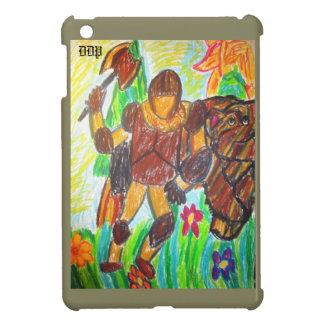 Ritter und Bär iPad Mini Hülle