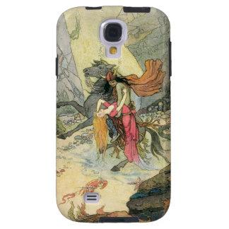 Ritter und die Meerjungfrau Galaxy S4 Hülle