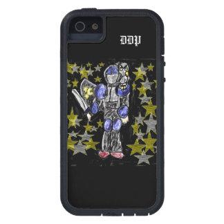 Ritter und Eule Etui Fürs iPhone 5