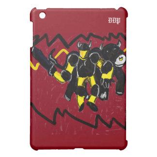 Ritter und Stier iPad Mini Hülle
