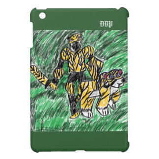 Ritter und Tiger iPad Mini Hülle