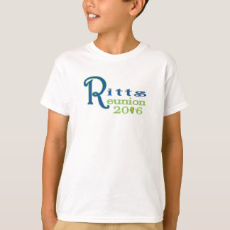 Ritts Wiedersehen T-Shirt