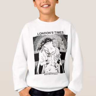 Ritual-New- Orleanskuh-lustige Geschenke MOO Doo Sweatshirt