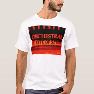 Ritus der Frühlings-Musik-Geschenke T-Shirt