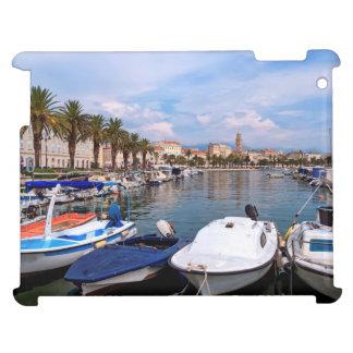 Riva Ufergegend, Spalte, Kroatien iPad Hülle