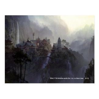 Rivendell Postkarte