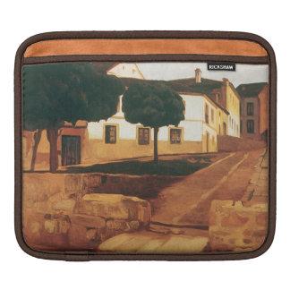 "Riveras ""Straße in Avila"" iPad Hülse Sleeve Für iPads"