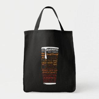 Riverbend Bier-Wort-Collagen-Tasche Tragetasche