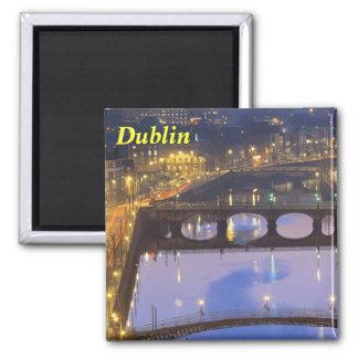 RiverLiffey Dublin Magnet Magnets