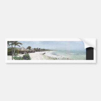 Riviera-Maya Autoaufkleber