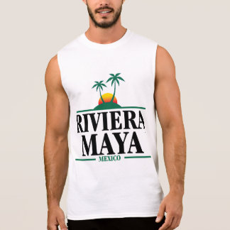 Riviera-Maya Mexiko Ärmelloses Shirt