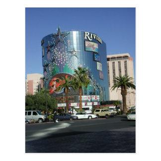 Riviera Postkarte