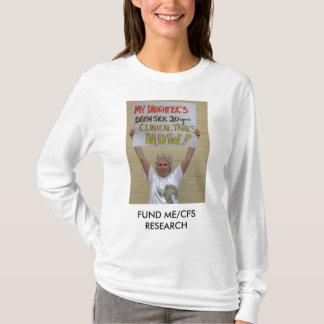 rivka-klinische der Versuche lange Hülse T. jetzt T-Shirt