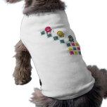 Riyah-Li entwirft Ninjas Hunde Shirt
