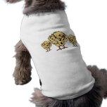 Riyah-Li entwirft Popcorn-Huhn Hund Shirts