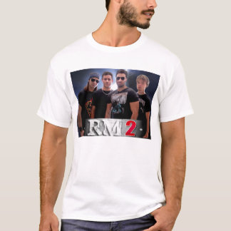 RM2 Streifen T-Shirt