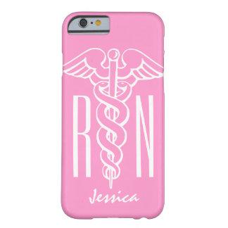 Rn-ausgebildete Krankenschwester iPhone 6 Barely There iPhone 6 Hülle
