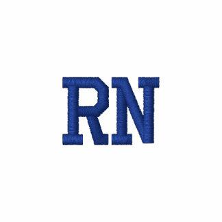 RN: Ausgebildete Krankenschwester Polohemd
