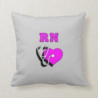 Rn-Krankenpflege Kissen