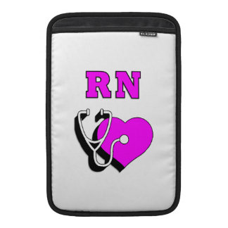 Rn-Krankenpflege MacBook Sleeve