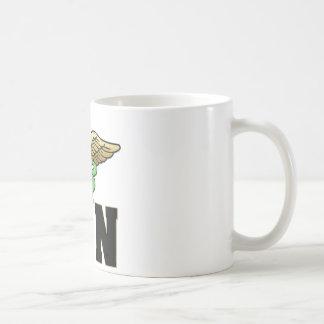 Rn-Krankenschwester Kaffeetasse